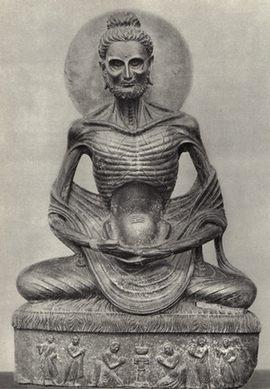 der erleuchtete Buddha